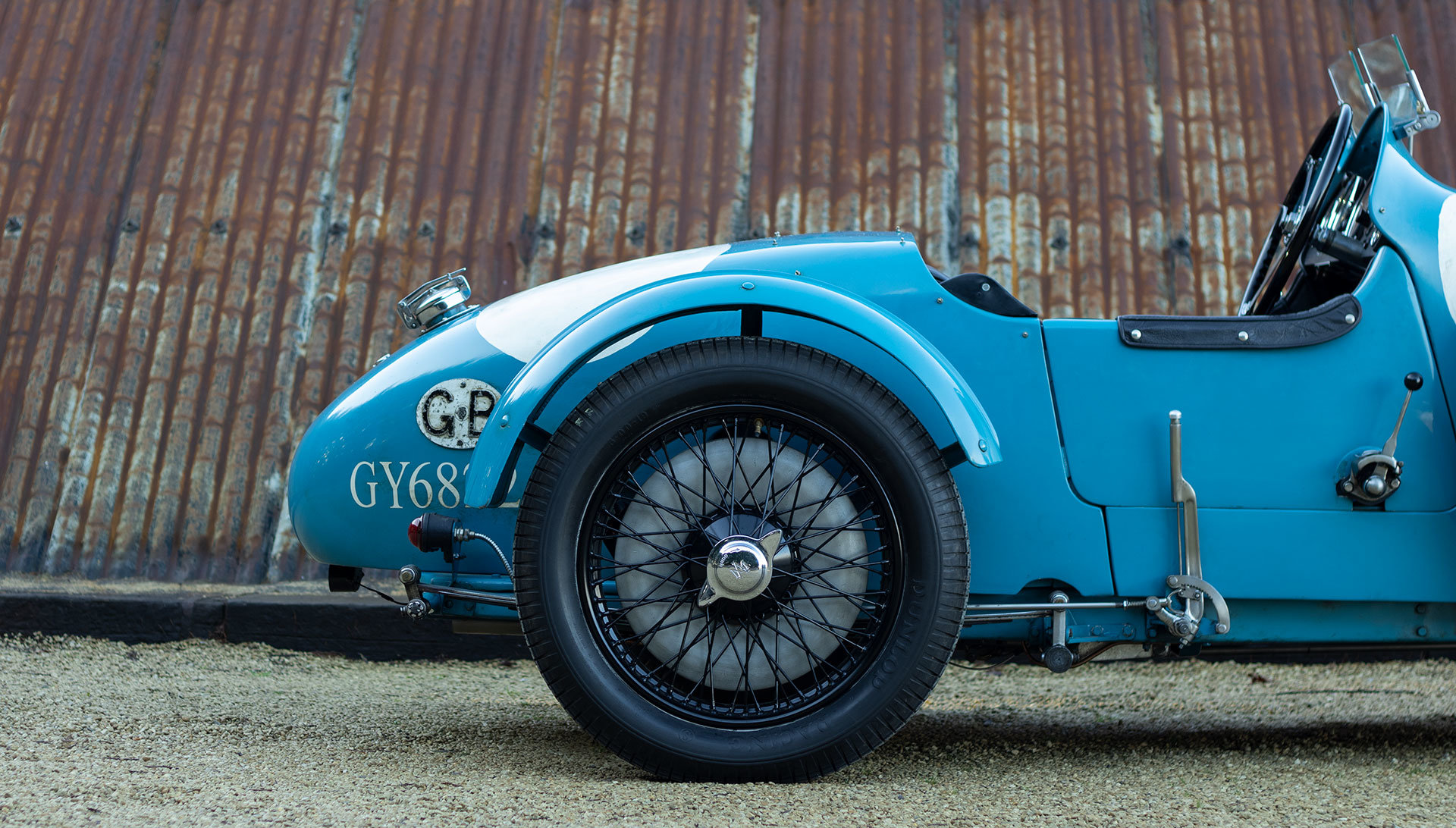 1931 ASTON MARTIN INTERNATIONAL LE MANS – BROOKLANDS HISTORY For Sale (picture 9 of 18)