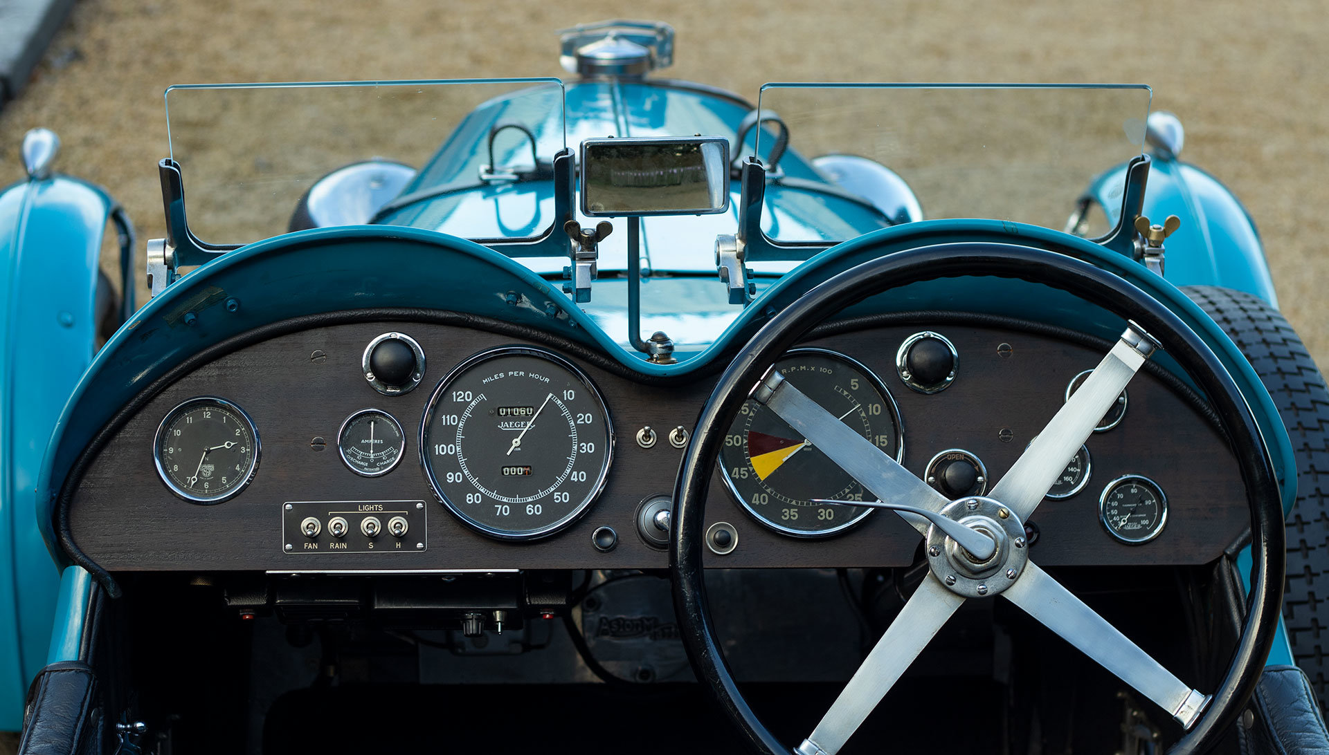 1931 ASTON MARTIN INTERNATIONAL LE MANS – BROOKLANDS HISTORY For Sale (picture 10 of 18)