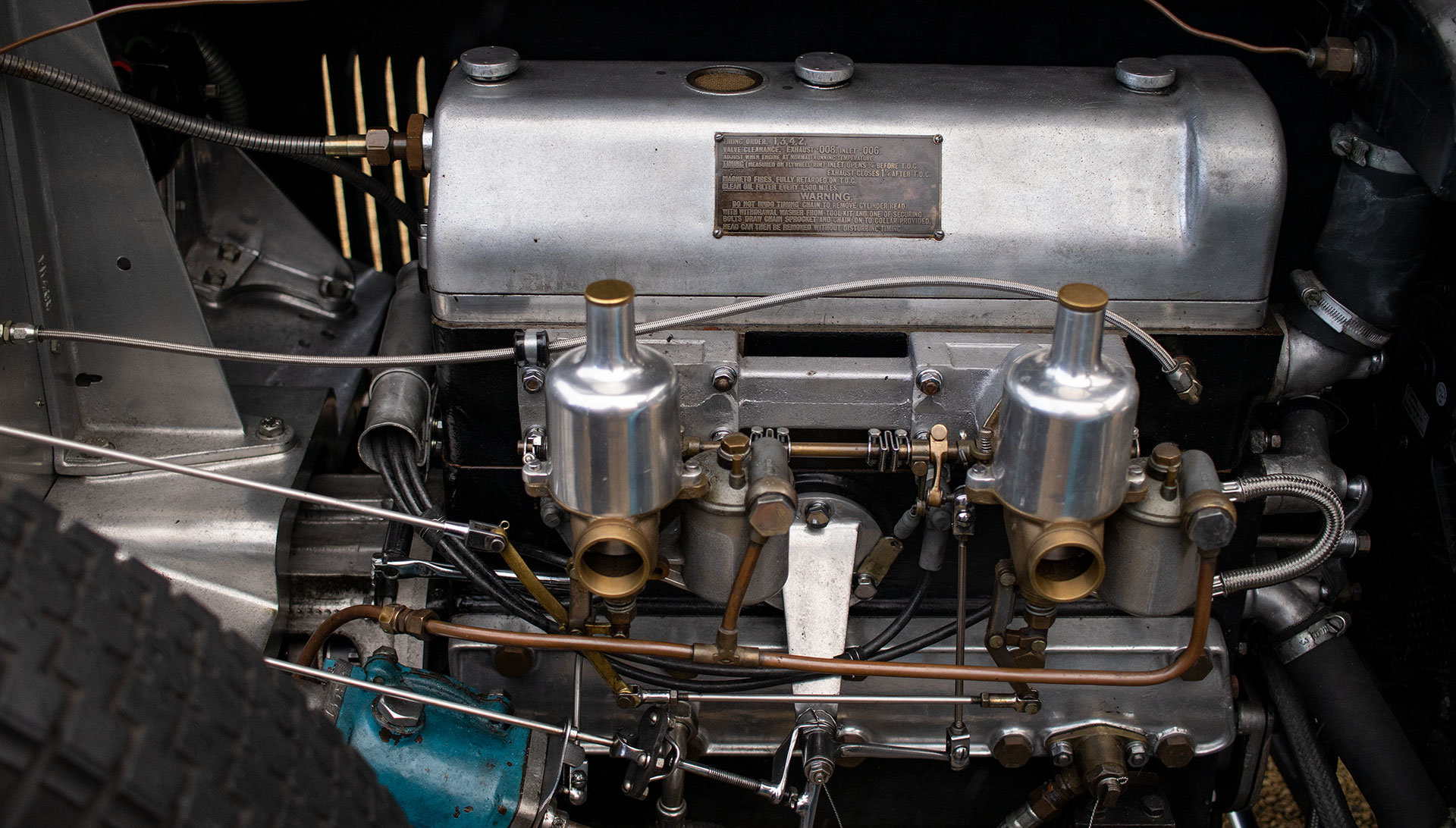 1931 ASTON MARTIN INTERNATIONAL LE MANS – BROOKLANDS HISTORY For Sale (picture 13 of 18)