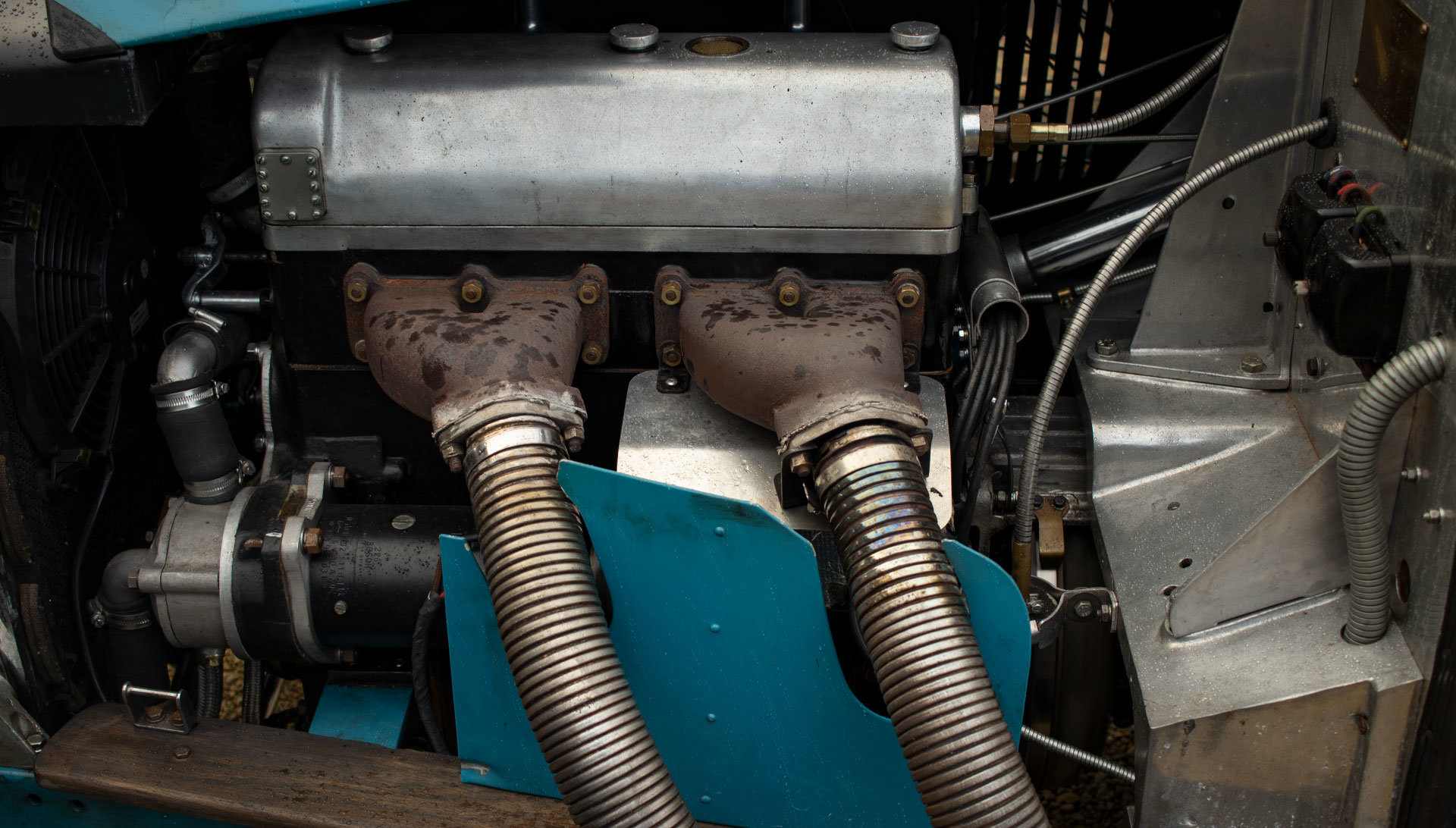 1931 ASTON MARTIN INTERNATIONAL LE MANS – BROOKLANDS HISTORY For Sale (picture 14 of 18)