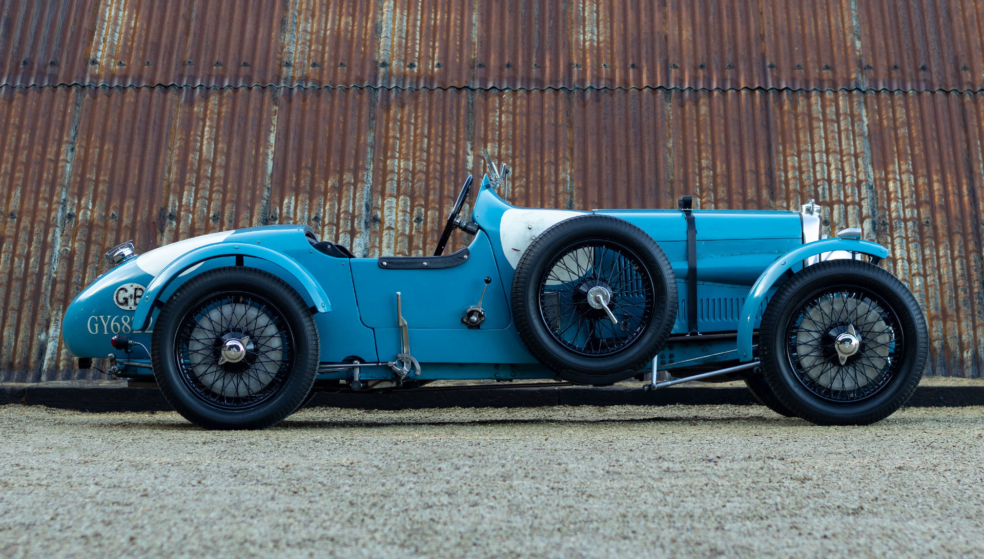 1931 ASTON MARTIN INTERNATIONAL LE MANS – BROOKLANDS HISTORY For Sale (picture 1 of 18)
