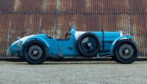 1931 ASTON MARTIN INTERNATIONAL LE MANS – BROOKLANDS HISTORY