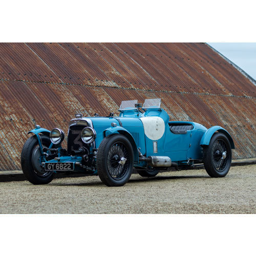 1931 ASTON MARTIN INTERNATIONAL LE MANS – BROOKLANDS HISTORY For Sale (picture 5 of 18)