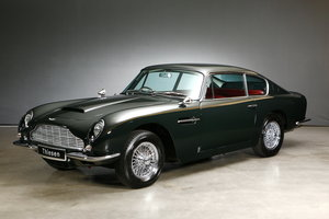 Picture of 1968 DB 6 MK I Coup For Sale