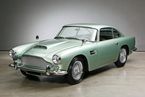 Picture of 1959 DB 4 Serie I Coup LHD For Sale