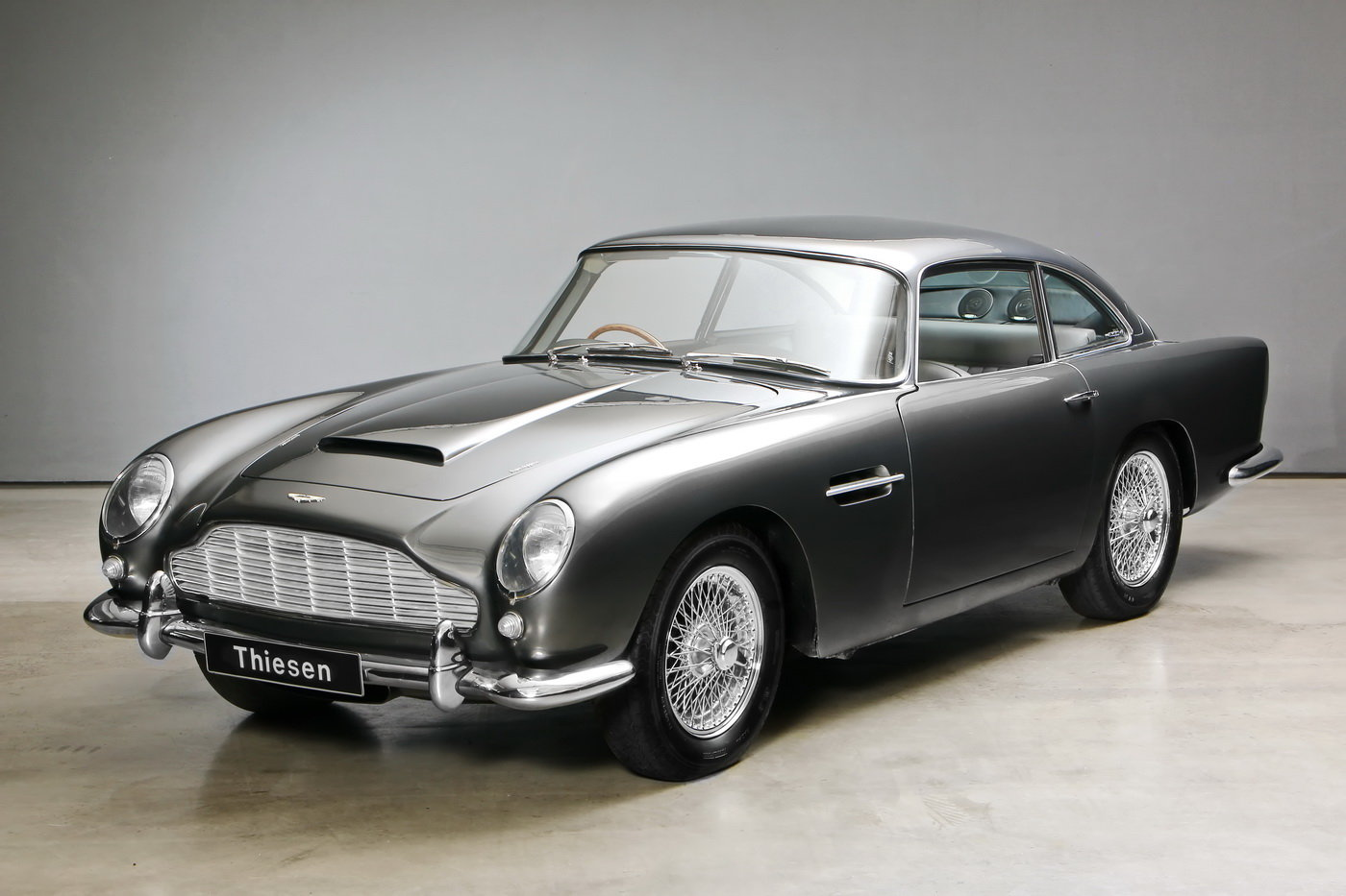 1963 DB 4 Serie V Vantage For Sale (picture 1 of 12)