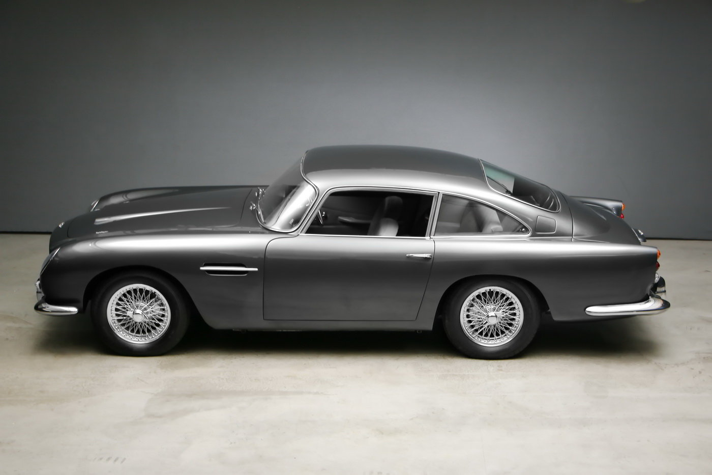 1963 DB 4 Serie V Vantage For Sale (picture 3 of 12)