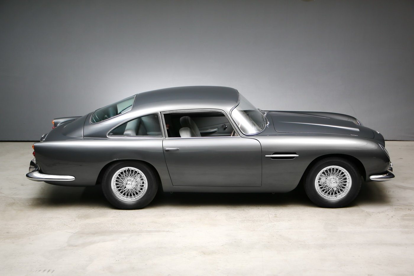 1963 DB 4 Serie V Vantage For Sale (picture 5 of 12)