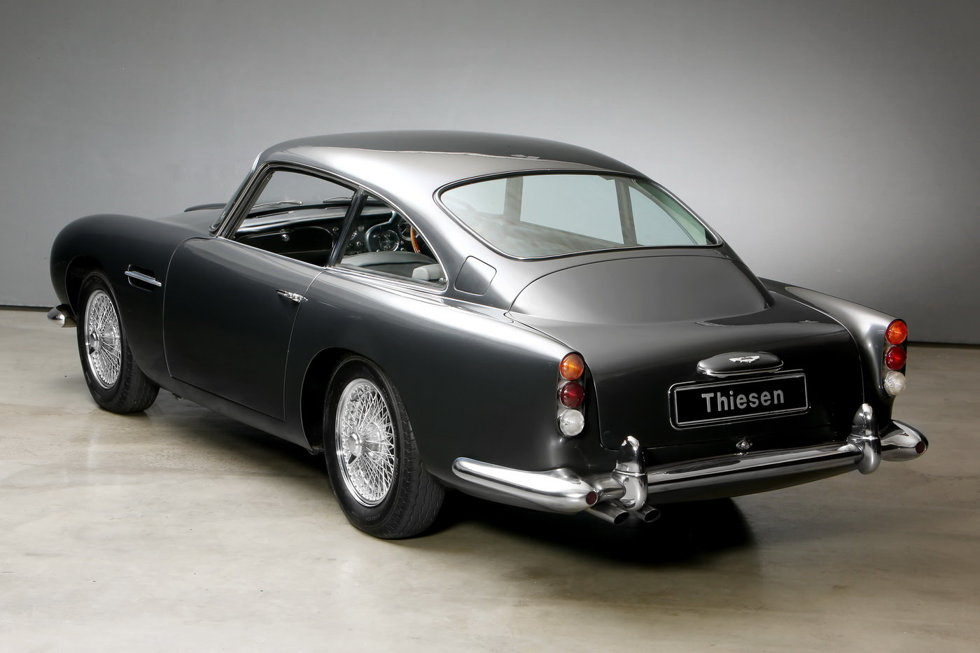 1963 DB 4 Serie V Vantage For Sale (picture 6 of 12)