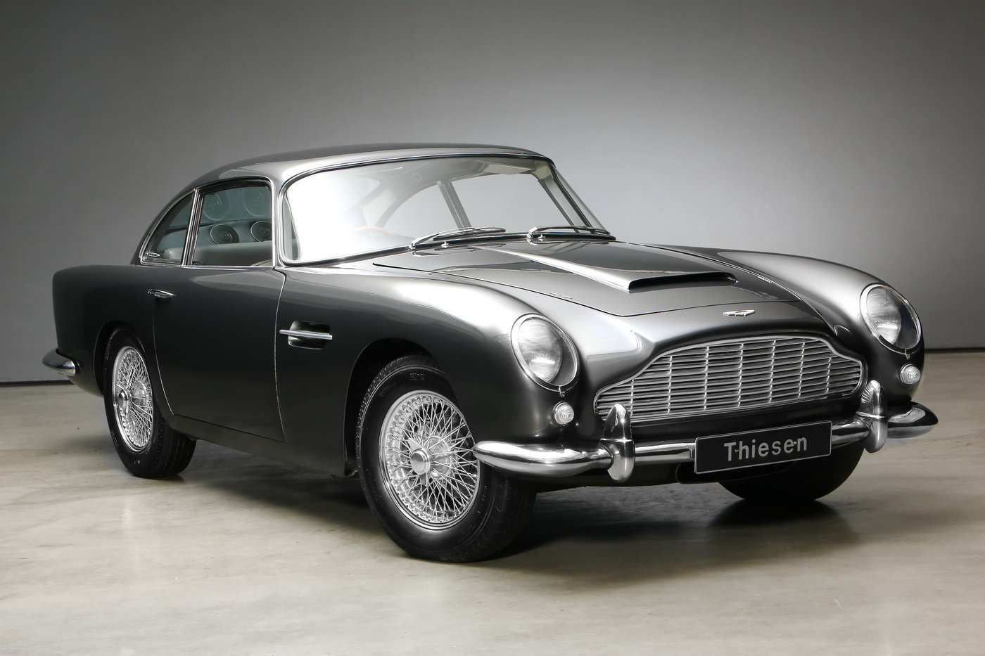 1963 DB 4 Serie V Vantage For Sale (picture 8 of 12)
