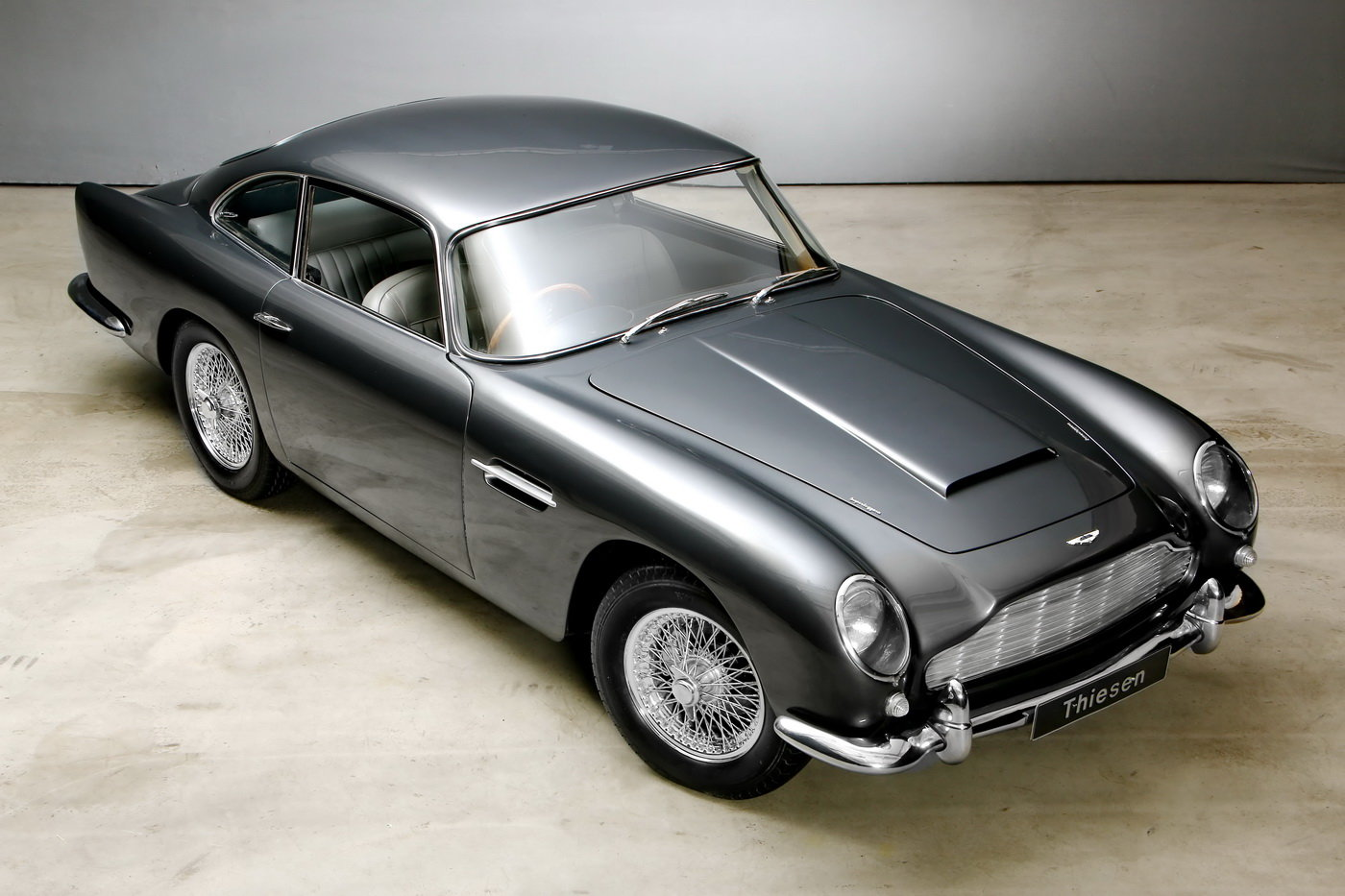 1963 DB 4 Serie V Vantage For Sale (picture 9 of 12)