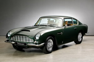 Picture of 1966 DB 6 MK I Coup LHD For Sale