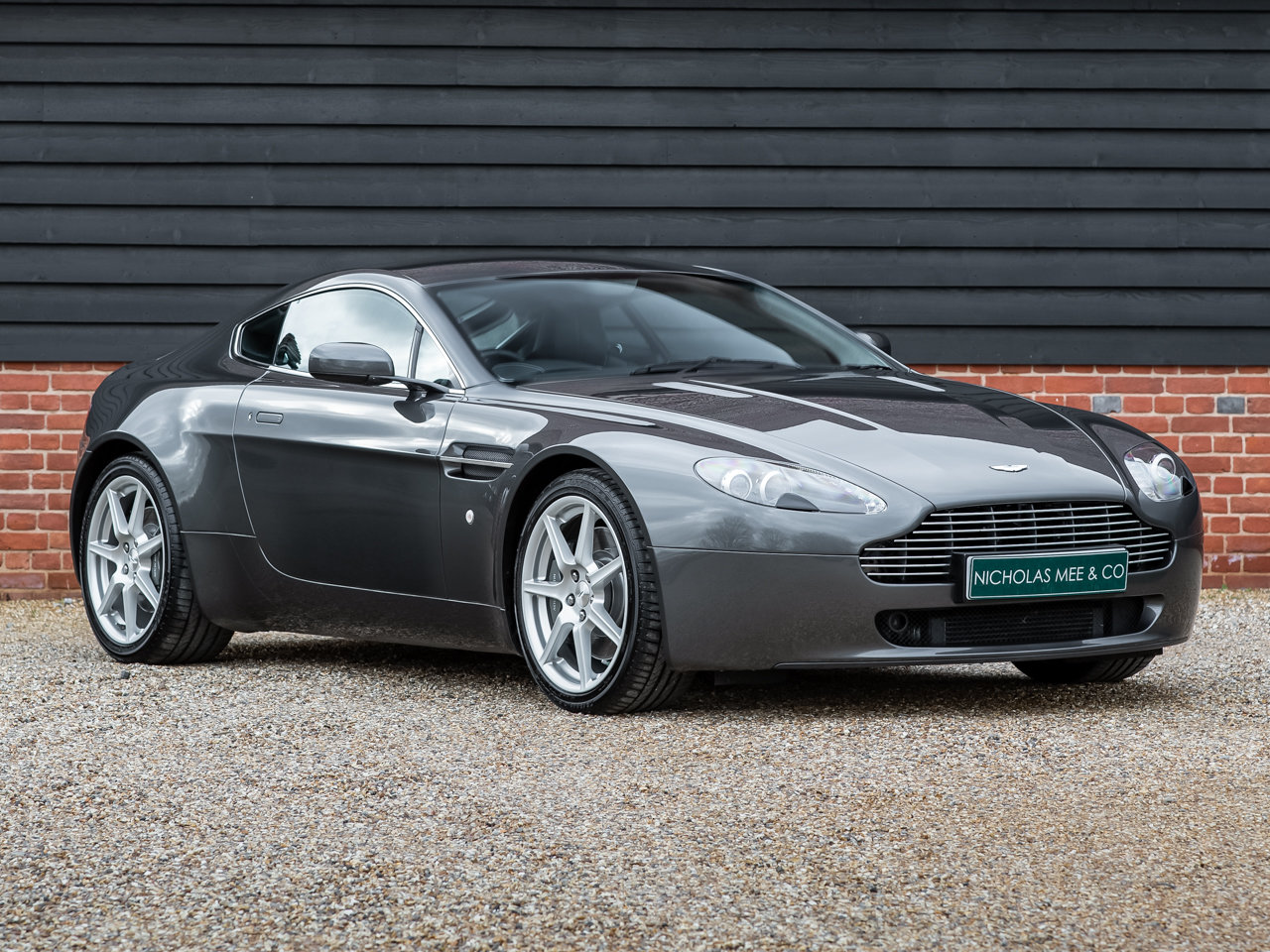 2008 Aston Martin V8 Vantage - Manual For Sale (picture 1 of 12)
