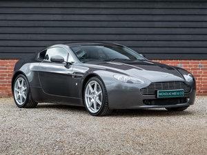 2008 Aston Martin V8 Vantage - Manual