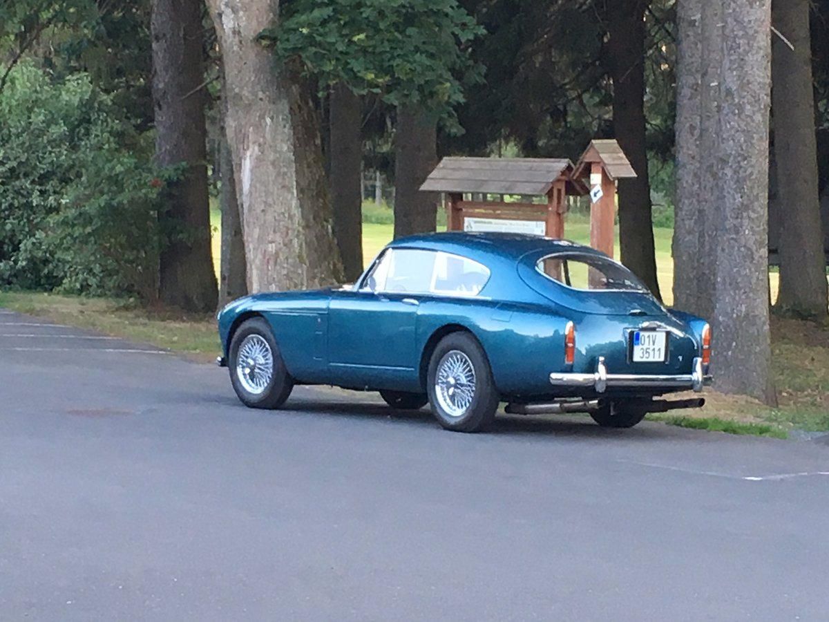 1958 Aston Martin DB2/4 Mark III  For Sale (picture 1 of 7)
