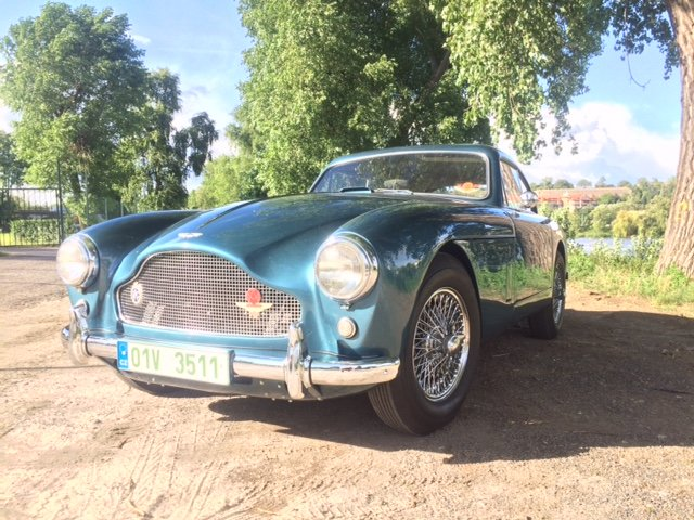 1958 Aston Martin DB2/4 Mark III  For Sale (picture 2 of 7)