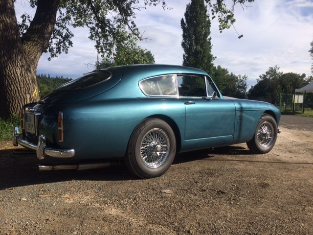 1958 Aston Martin DB2/4 Mark III  For Sale (picture 3 of 7)
