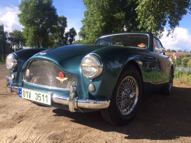 1958 Aston Martin DB2/4 Mark III  For Sale (picture 4 of 7)