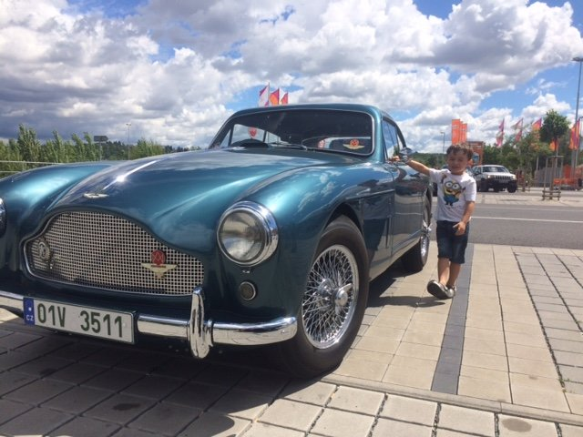 1958 Aston Martin DB2/4 Mark III  For Sale (picture 6 of 7)