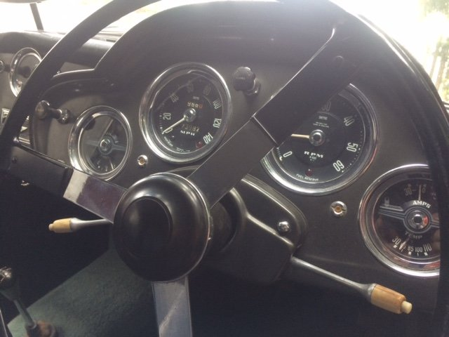 1958 Aston Martin DB2/4 Mark III  For Sale (picture 7 of 7)