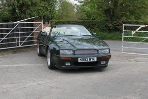 Picture of 1995 Aston Martin Virage Volante Widebody For Sale