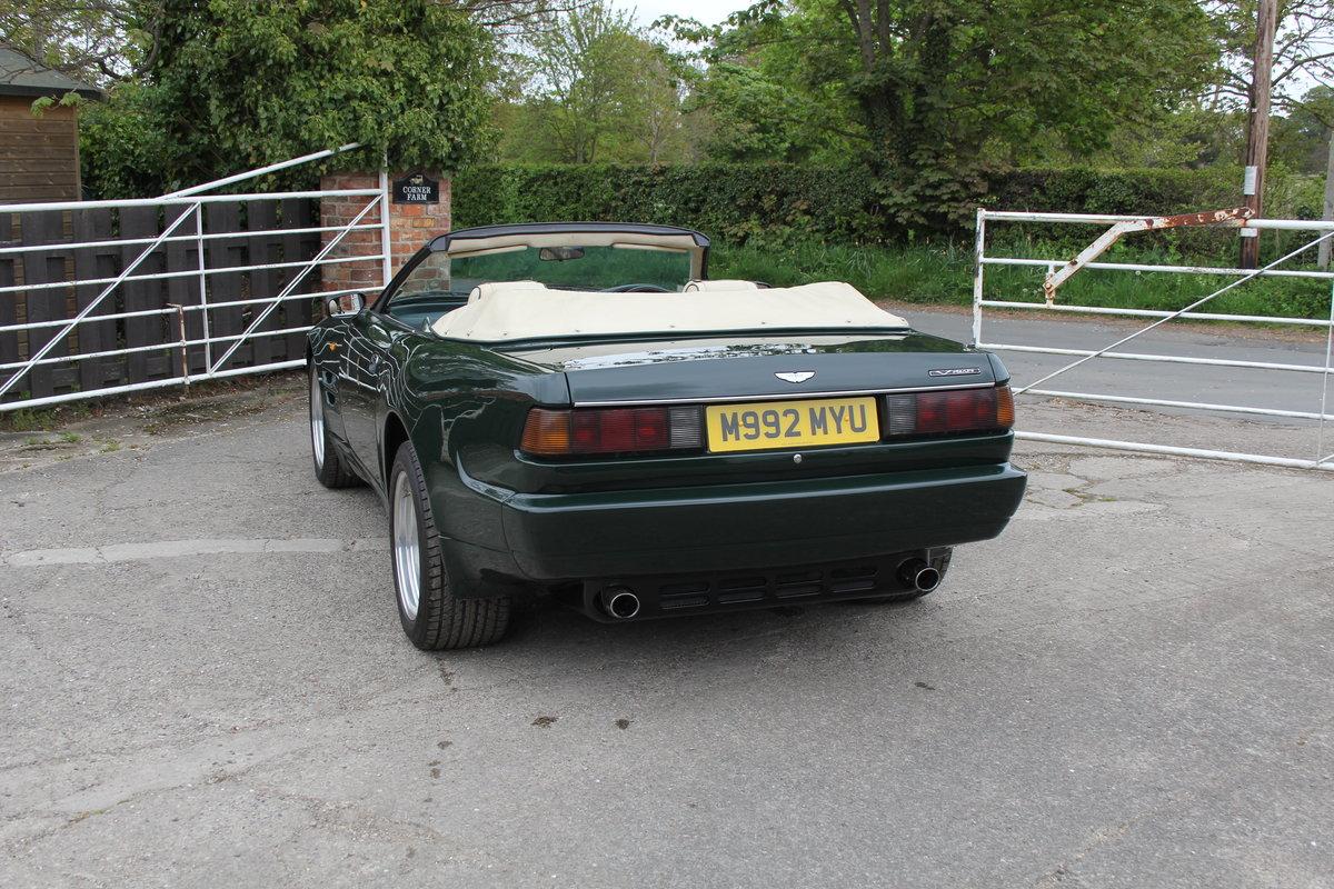 1995 Aston Martin Virage Volante Widebody For Sale (picture 4 of 22)