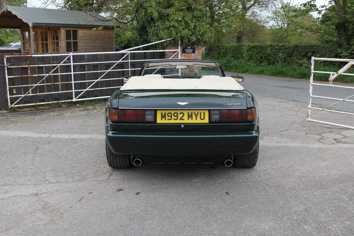 1995 Aston Martin Virage Volante Widebody For Sale (picture 5 of 22)