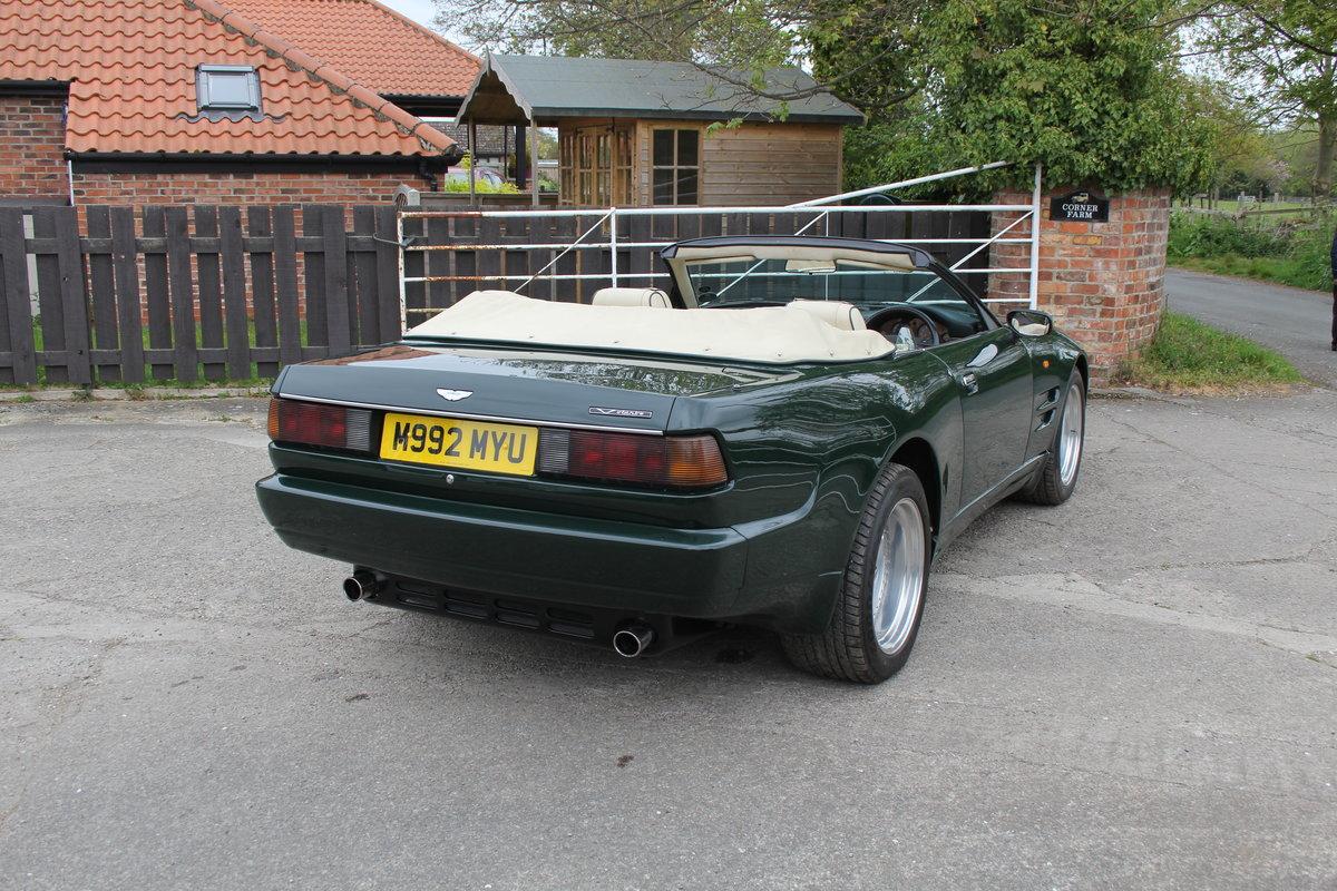 1995 Aston Martin Virage Volante Widebody For Sale (picture 6 of 22)