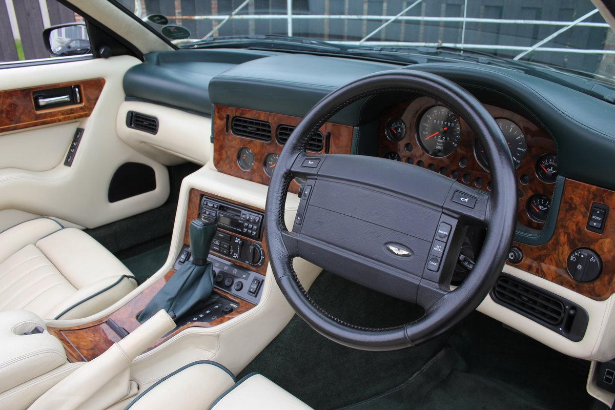 1995 Aston Martin Virage Volante Widebody For Sale (picture 7 of 22)