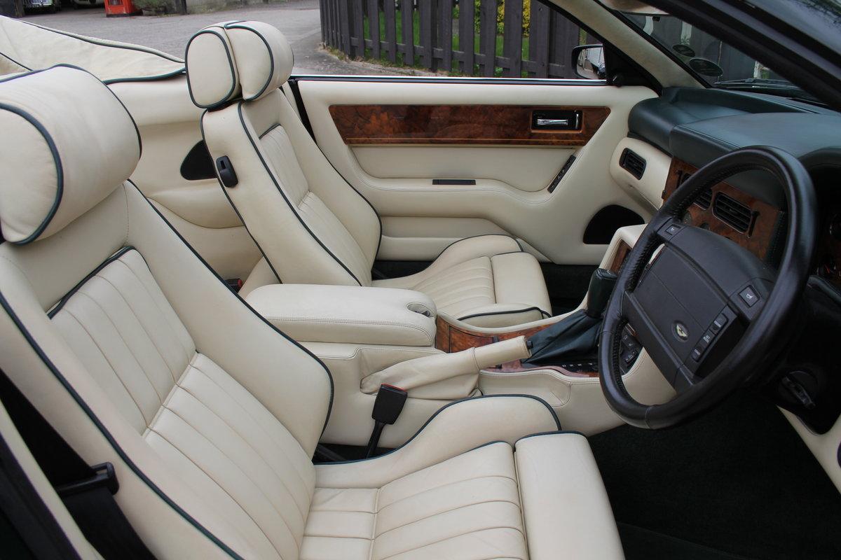 1995 Aston Martin Virage Volante Widebody For Sale (picture 8 of 22)