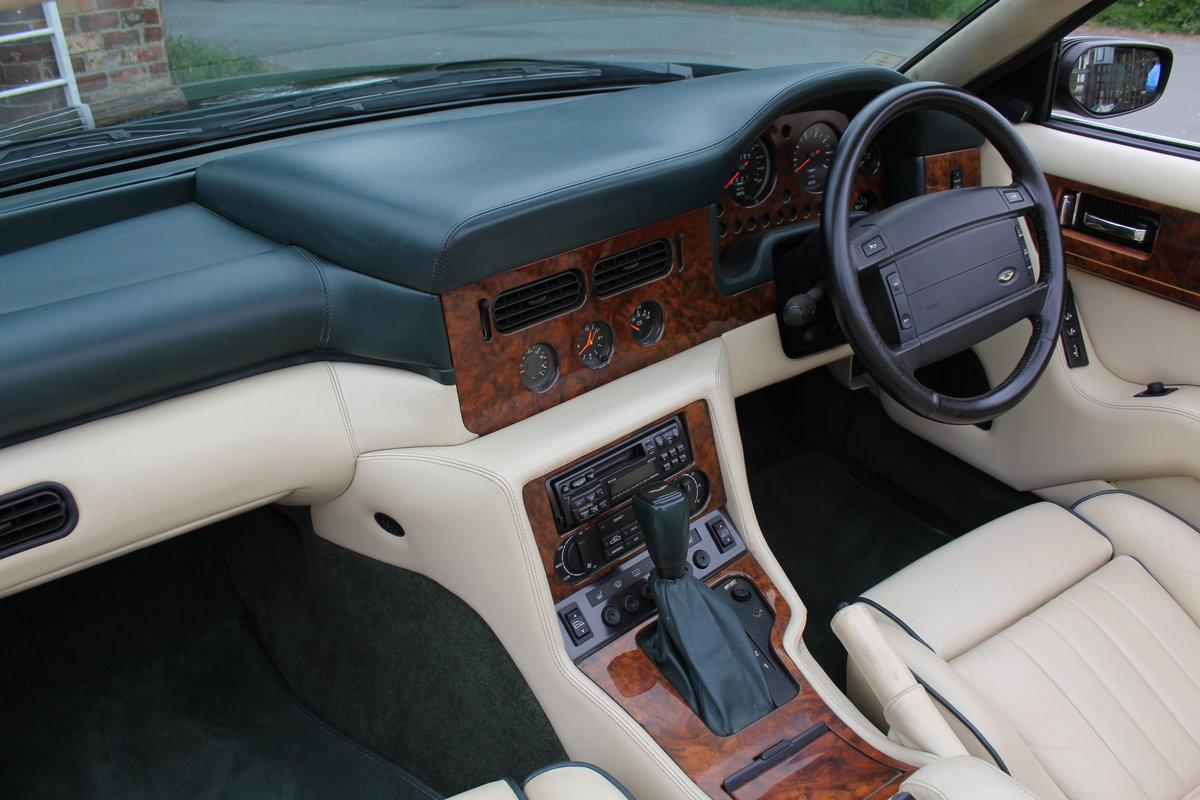 1995 Aston Martin Virage Volante Widebody For Sale (picture 10 of 22)