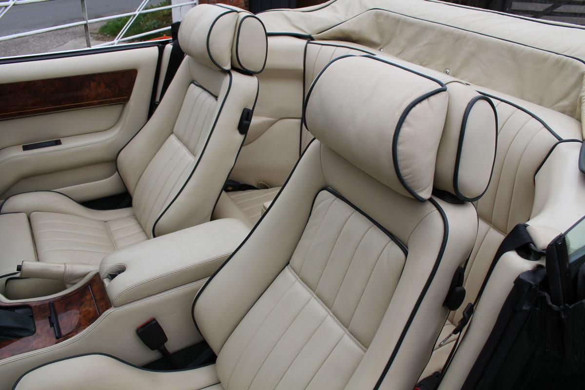 1995 Aston Martin Virage Volante Widebody For Sale (picture 12 of 22)