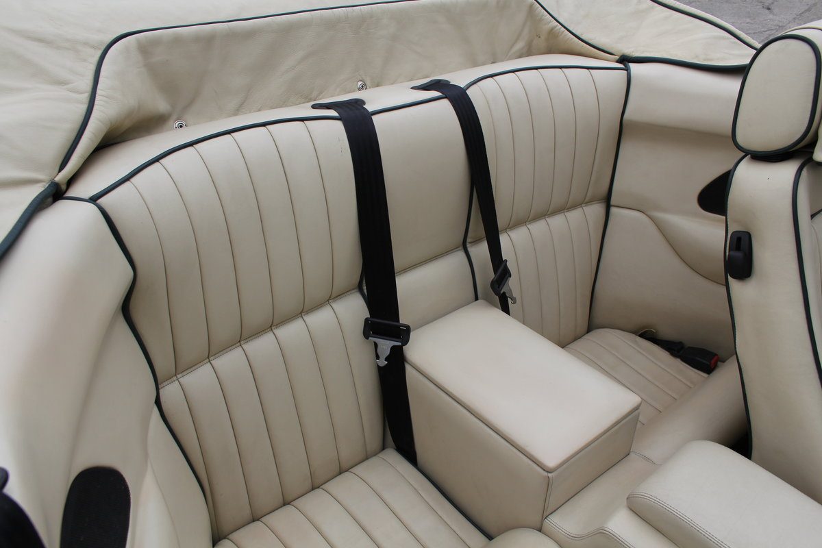 1995 Aston Martin Virage Volante Widebody For Sale (picture 13 of 22)