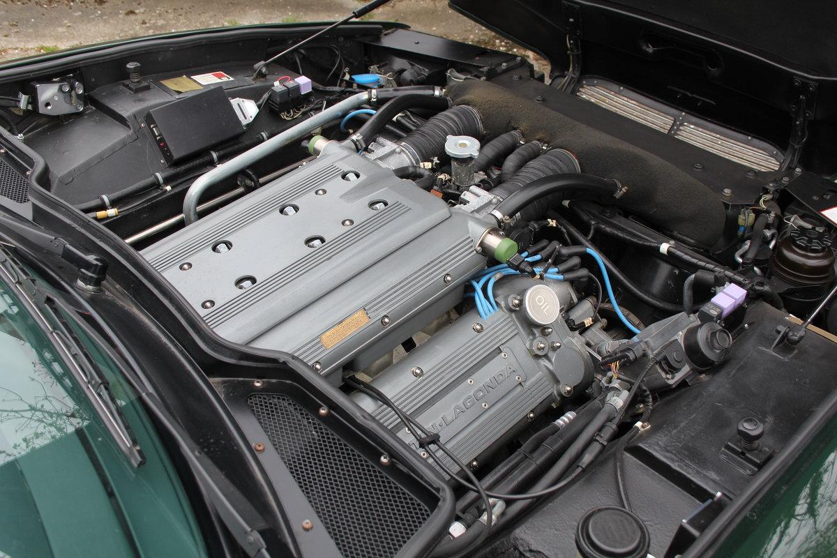 1995 Aston Martin Virage Volante Widebody For Sale (picture 15 of 22)