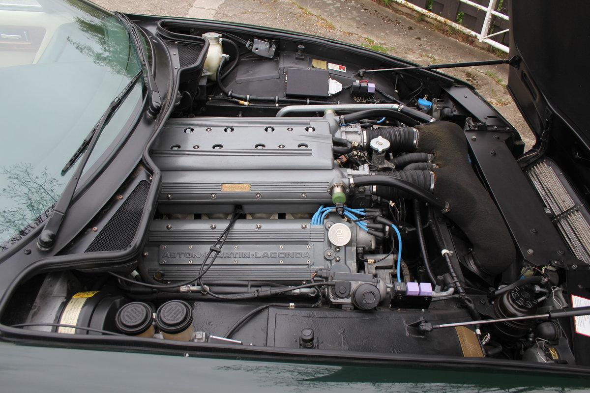 1995 Aston Martin Virage Volante Widebody For Sale (picture 16 of 22)