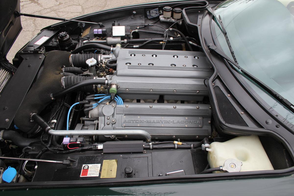 1995 Aston Martin Virage Volante Widebody For Sale (picture 17 of 22)