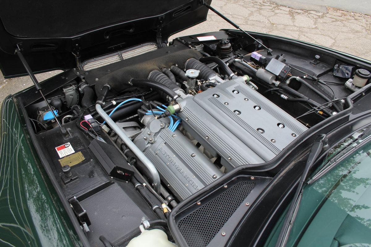 1995 Aston Martin Virage Volante Widebody For Sale (picture 18 of 22)