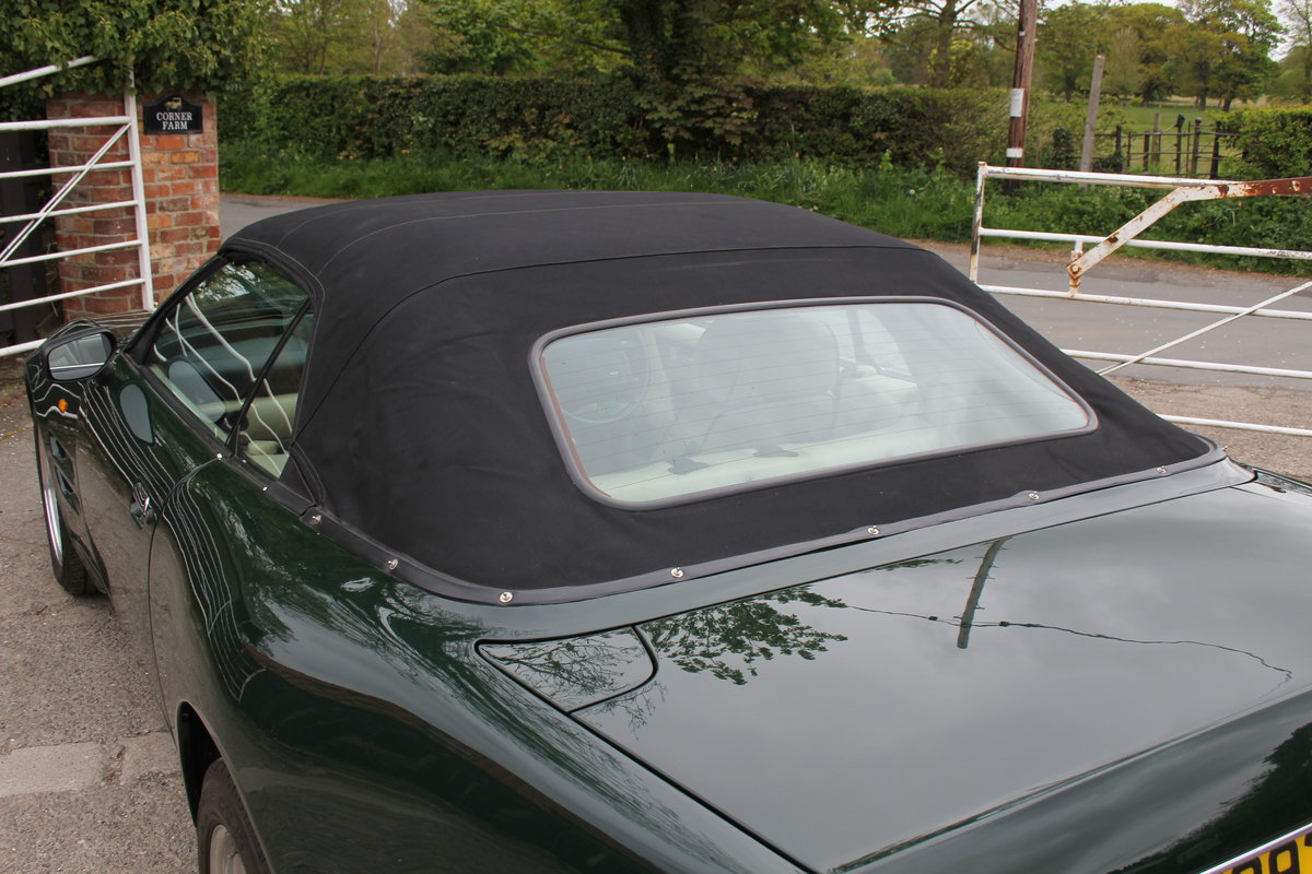 1995 Aston Martin Virage Volante Widebody For Sale (picture 20 of 22)