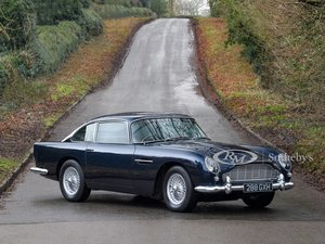Picture of 1963 Aston Martin DB5  For Sale by Auction