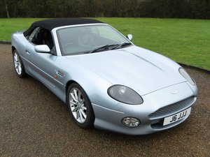 Picture of 2001AstonMartin DB7 Vantage Volante at ACA 13th and 14th Feb For Sale by Auction