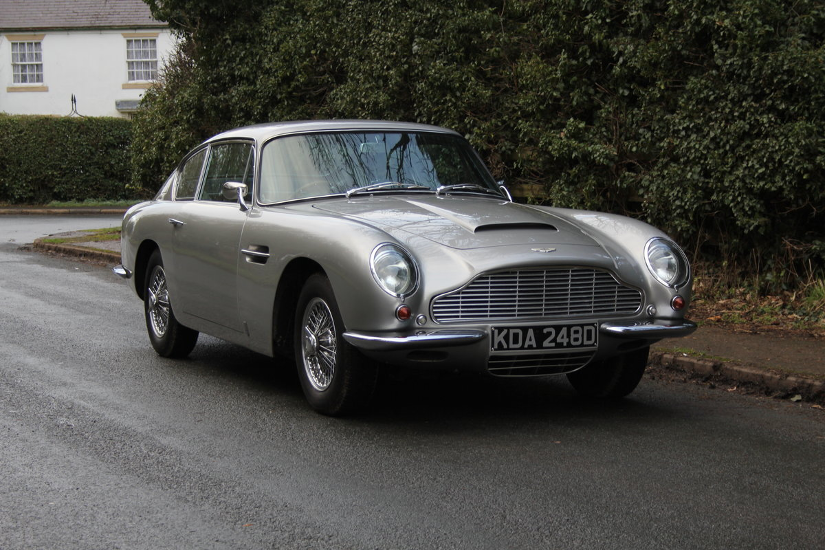 1966 Aston Martin DB6 MkI, Oustanding Original Car For Sale (picture 1 of 23)