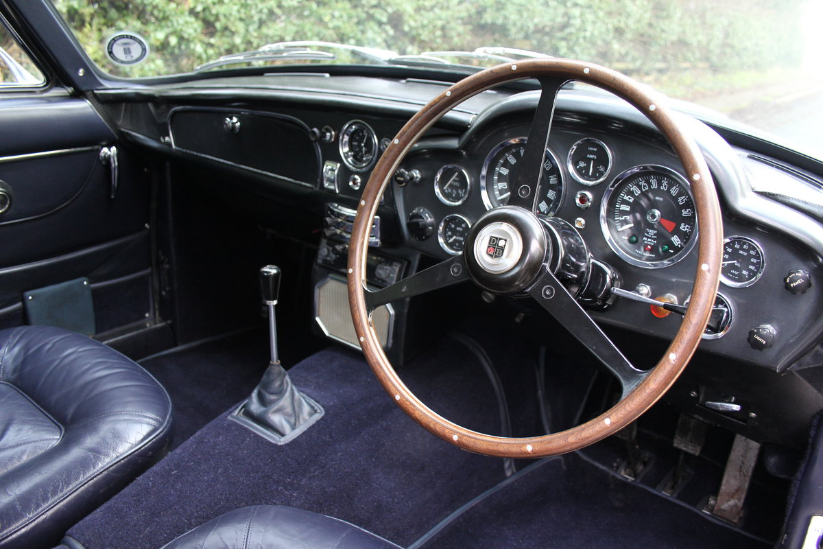 1966 Aston Martin DB6 MkI, Oustanding Original Car For Sale (picture 8 of 23)