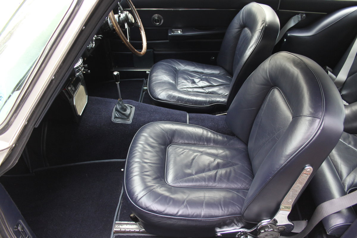 1966 Aston Martin DB6 MkI, Oustanding Original Car For Sale (picture 12 of 23)