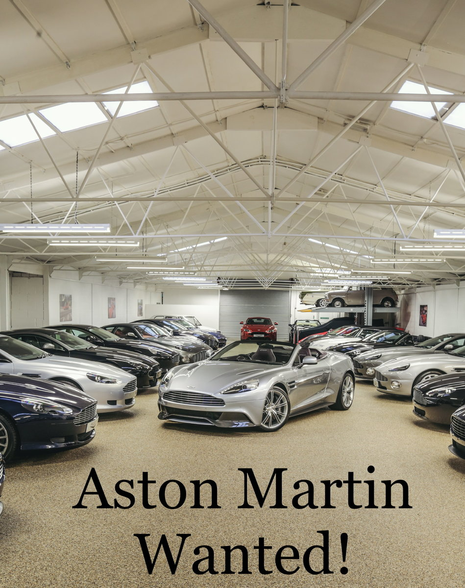 2010 ASTON MARTIN V8 VANTAGE 4.7 WANTED For Sale (picture 1 of 1)