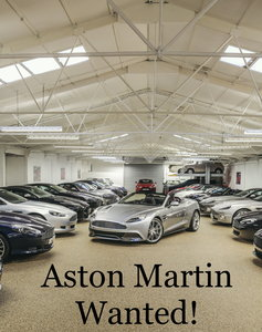 Picture of ASTON MARTIN VANQUISH FACE LIFT 2013 CARS WANTED For Sale