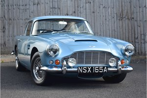 Picture of 1963 Aston Martin DB4 Series 5 3.6 Sports Coupe SOLD