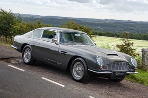 Picture of 1966 Aston Martin DB6 Saloon 4.2 Manual Enhanced For Sale