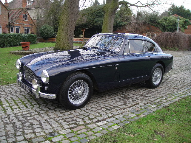 1958 Aston Martin DB MkIII For Sale (picture 1 of 12)