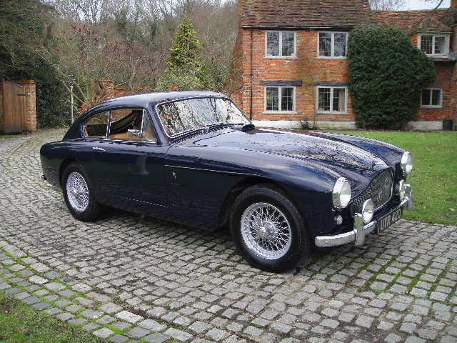 1958 Aston Martin DB MkIII For Sale (picture 2 of 12)