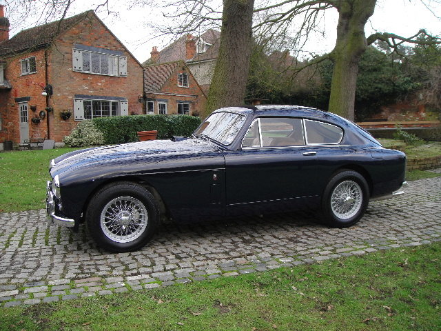 1958 Aston Martin DB MkIII For Sale (picture 3 of 12)
